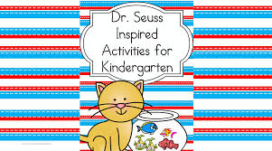 Dr Seuss Activities for Kindergarten -Make learning fun!