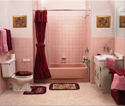 Red Bathroom Decor Decorating Bathroom Ideas Ideas How To Decorate A Bathroom Of