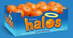 box of wonderful halos mandarin oranges