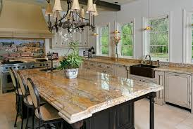 Different Types Of Granite Countertops Granite Edge Types Light - Granite countertop kitchen