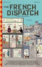 Film The French Dispatch - Cineman
