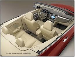 sebring convertible interior 2008 cars