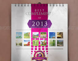 Small Picture 50 Beautiful And Attractive Calendar Design with PSD 2013
