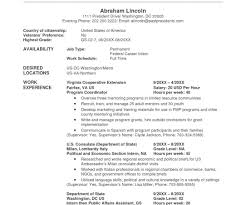 How To Write Resume For Government Job Generous Resume Templates For Australian Government Jobs Images 62