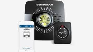 Chamberlain Technical Support The Best Smart Garage Door Controllers Of 2019 Cnet