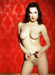 Dita Von Teese naked pics Sex tapes leaked videos hottest.