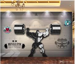 Find the best crossfit wallpapers on getwallpapers. 3d Wallpaper Custom Photo Murals Wallpapers 3d Gym Mural Weightlifting Sports Tooling Background Wall Paper Home Decor From Zhu77 9 97 Dhgate Com