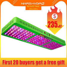 Best Led Grow Light For Peppers 2015 Mars Hydro Reflector 300w 600w 800w 1000w Led Grow Light