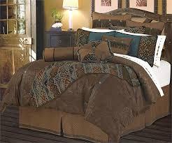 del rio western bedding with western fl design