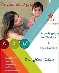 baby pamphlets child care school poster graphics and templates