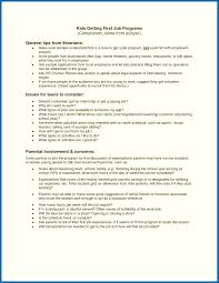 teenager resume examples teenagers first resume unique 28 teen resume sample examples