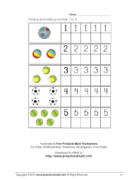 More Or Less Kindergarten Math Sheets Worksheets Counting To 10 Mom ...