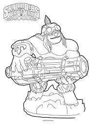 Small Picture Skylanders trap team coloring pages ka boom ColoringStar