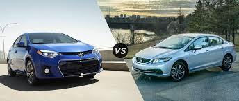2015 Toyota Corolla vs 2015 Honda Civic | Brampton Toyota Dealer