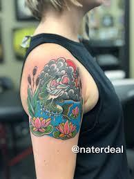 New Art This Week 121318 Iron Brush Tattoo
