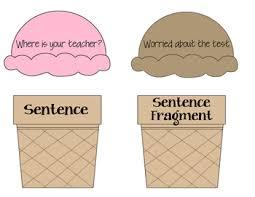 Sentence Fragments Sentence Or Fragment Sort Teaching Resources Teachers Pay Teachers
