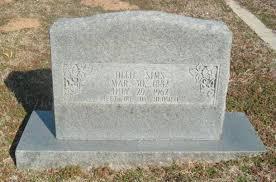 Ollie Elma Morrison Sims (1882-1962) - Find A Grave Memorial