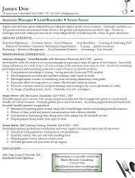 bartender resumes. Sample Resume Bartender Great Examples Of Cover Letters Great