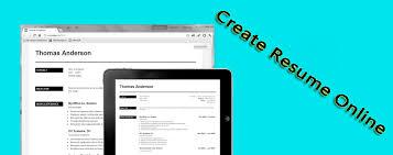 5 Best Sites To Create Cv Resume Online For Free Ashik Tricks