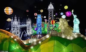 largest indoor illumination lights