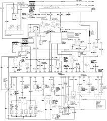 2000 ford ranger wiring diagram daigram