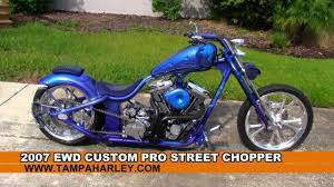 street custom chopper for sale harley davidson of tampa youtube