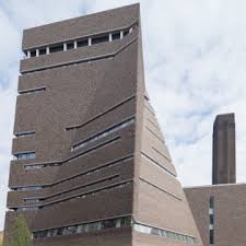 Architecture + Brick | Tate Modern Switch House: Contemporary Art Monolith  in London
