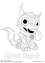 Skylanders Coloring Pages To Print Color Pages Coloring Page Trap