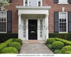 elegant front doors. Exellent Front Front Door Of House With Elegant Portico Entrance With Elegant Front Doors B