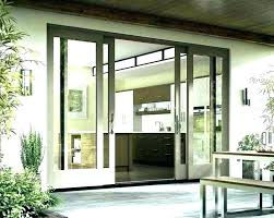cost to install a patio door replace patio door glass replace sliding glass door cost how