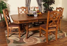 choosing oak dining room sets as your dining room furniture oko lai