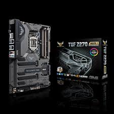Z270 Motherboard Comparison Chart Tuf Z270 Mark 1 Motherboards Asus Global