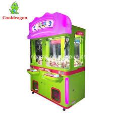 Crane Toy Vending Machine Inspiration China New Plush Toy Crane Machine Amusement Doll Crane Machines Toys