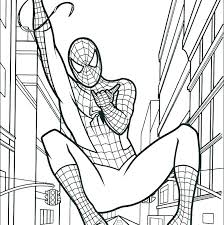 printable coloring pages spiderman. Contemporary Printable Spider Man Coloring Sheet Pages Pictures Of  Sheets Amazing Intended Printable Coloring Pages Spiderman