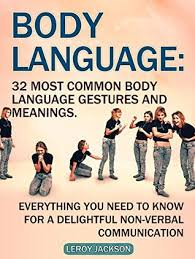 Body Language Meanings Body Language 32 Most Common Body Language Gestures And Meanings