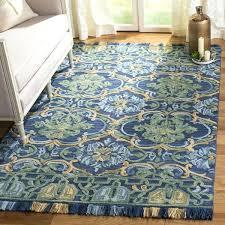green wool rug handmade blossom navy green wool rug green wool rug 9x12 sage green wool