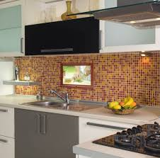 Kitchen Tv Mount Kitchen Traditional With Marble Countertop San