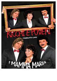 I Mamma Maria (Cover Ricchi e Poveri)