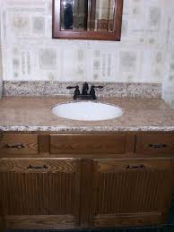 can you spray paint bathroom countertops painting a laminate counter top 3 l