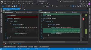 Comparing Files Using Visual Studio Meziantous Blog