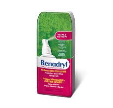 BENADRYL® Itch Relief Spray | BENADRYL® Canada