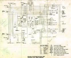 tech wiki wiring diagram datsun 1200 club photo