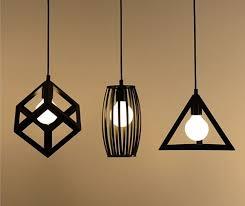 retro pendant lighting fixtures. vintage retro pendant lights lamp metal cube cage lampshade lighting hanging light fixture with g80 bulb fixtures a
