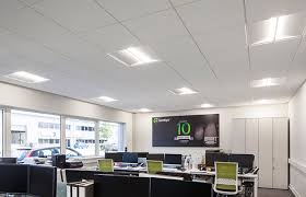 the design office. Architectural LED Panels Are The Design-Driven Choice For Premium Office Spaces Design B