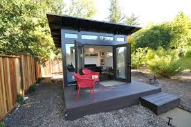 office in garage. Home Office Above Garage Incredible Prefab To Build In Your Backyard Impressive Balcony Of N