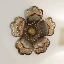 metal flower wall art decor inspirational wall art designs bronze wall art bronze pattern stuff