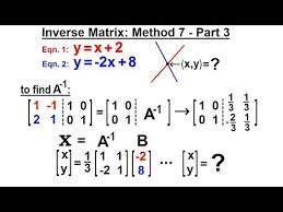 solving system of linear equations 14