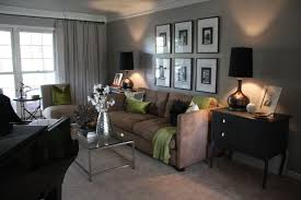 Interesting Ideas Gray And Brown Living Room Manificent Decoration Gray And  Brown Interior Decorating