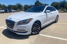 2017 genesis g80 for in frisco tx