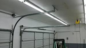 garage door track grease got my radius tracks installed yesterday the